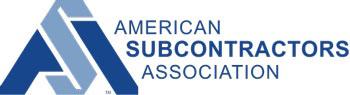 American Subcontractors Assocation Logo